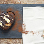 I'M DROOLING OVER: Tina Bester's Chocolate Brownie Cheesecake Tart